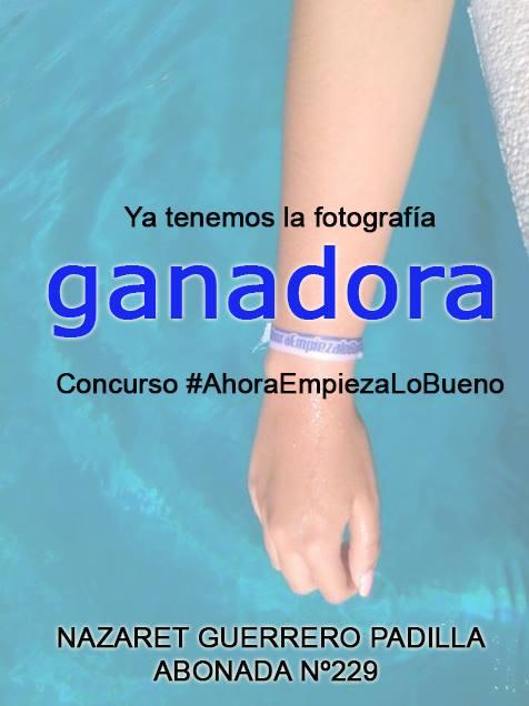 CONCURSO #AHORAEMPIEZALOBUENO