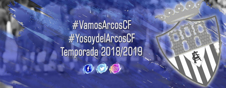 Web Oficial del Arcos Club de Fútbol